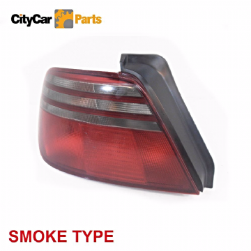 HONDA ACCORD MODELS FROM 1998 TO 2001 PASSENGER SIDE REAR LIGHT LAMP SMOKE TYPE